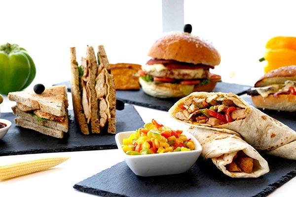 Dhaka Regency Food Menu